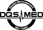 DQS MED certification