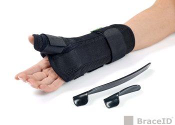 D-Ring Wrist-Thumb Brace Splints